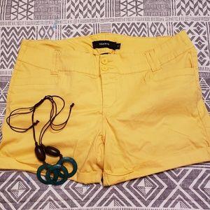 Torrid sateen shorts